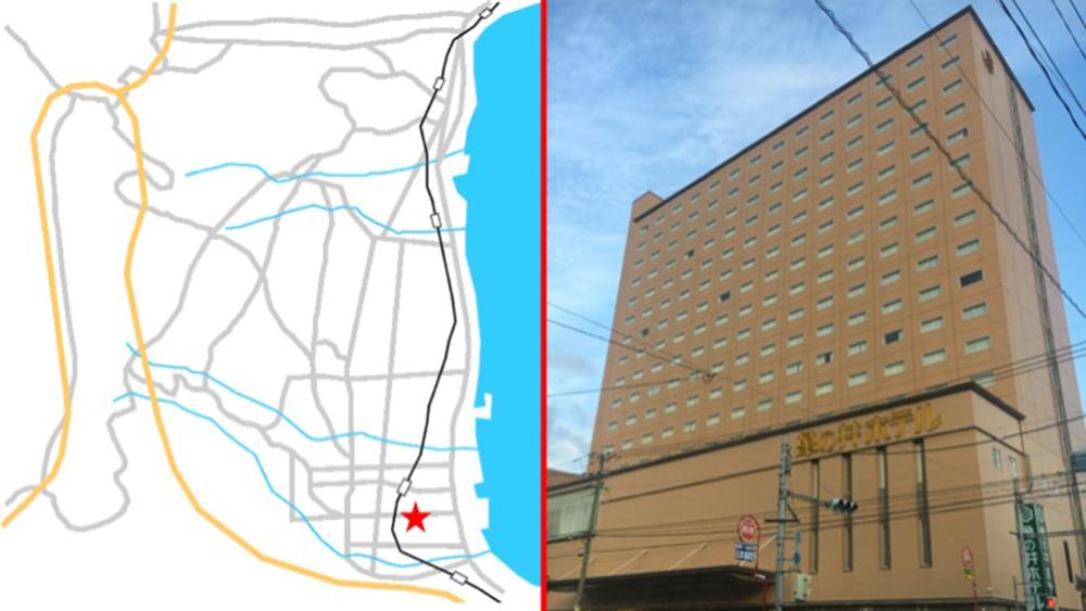 亀の井ホテル(亀の井旅館)は熊八が創業した宿だった