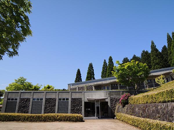 朝倉文夫記念館外観
