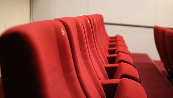 シネマ5の椅子