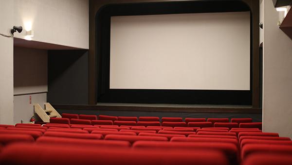 シネマ5映画館内
