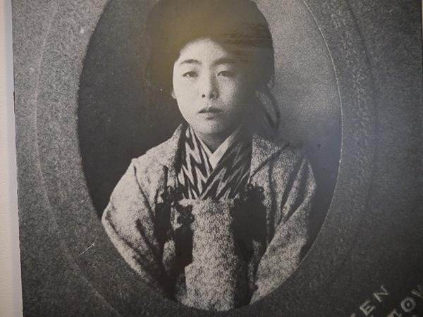 野上弥生子の若い頃